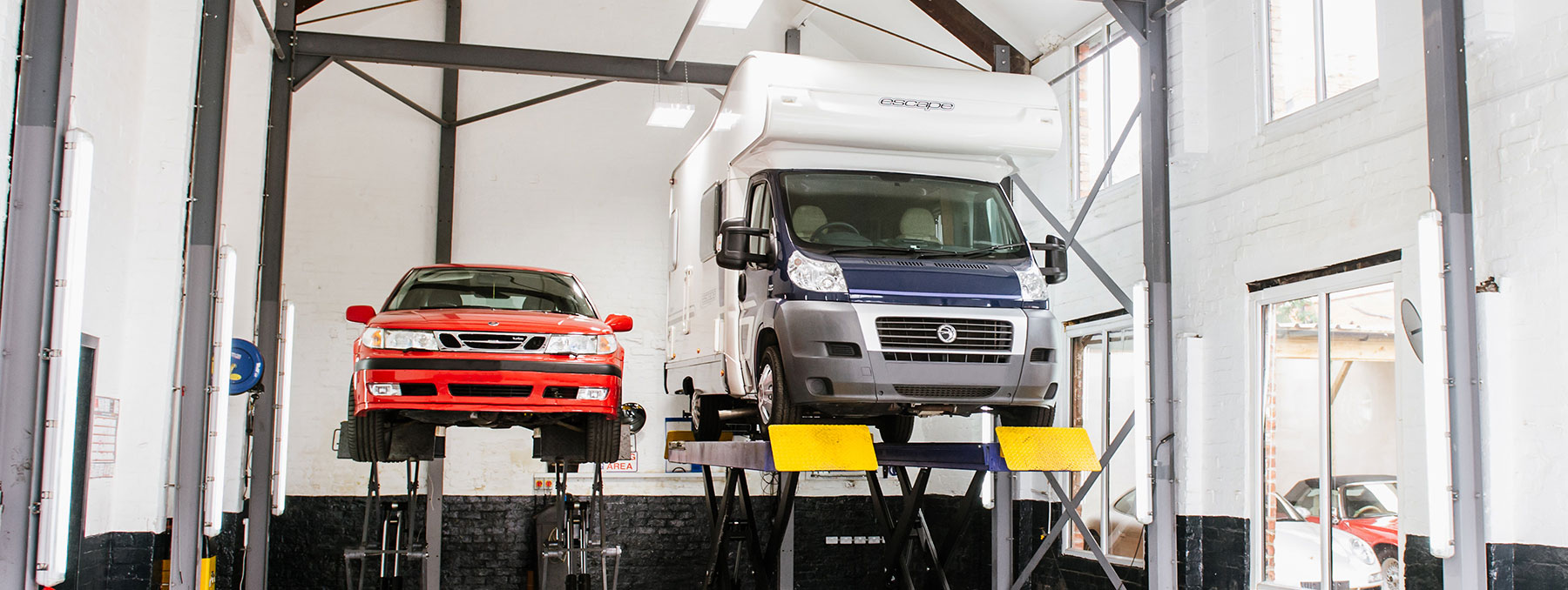 motorhomes repairs blackpool